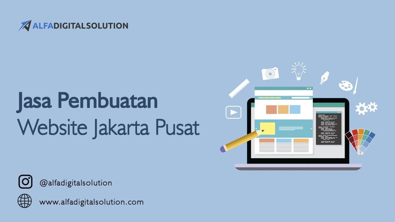 Jasa Pembuatan Website Jakarta Pusat